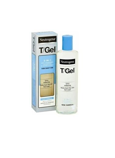 Neutrogena T/Gel 2-in-1 Anti-Dandruff şampuan 250 ml Renksiz